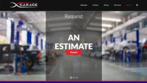 Website Design Template 2