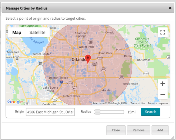 fine tune your marketing reach with geofence zones